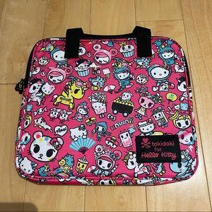 NWT tokidoki hello kitty iPad bag